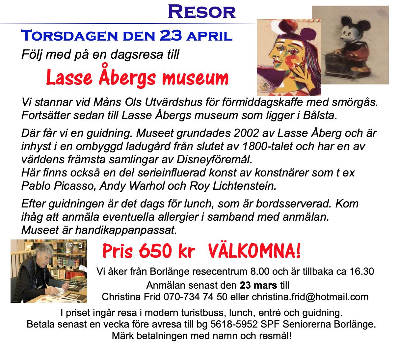 Åbergs resor