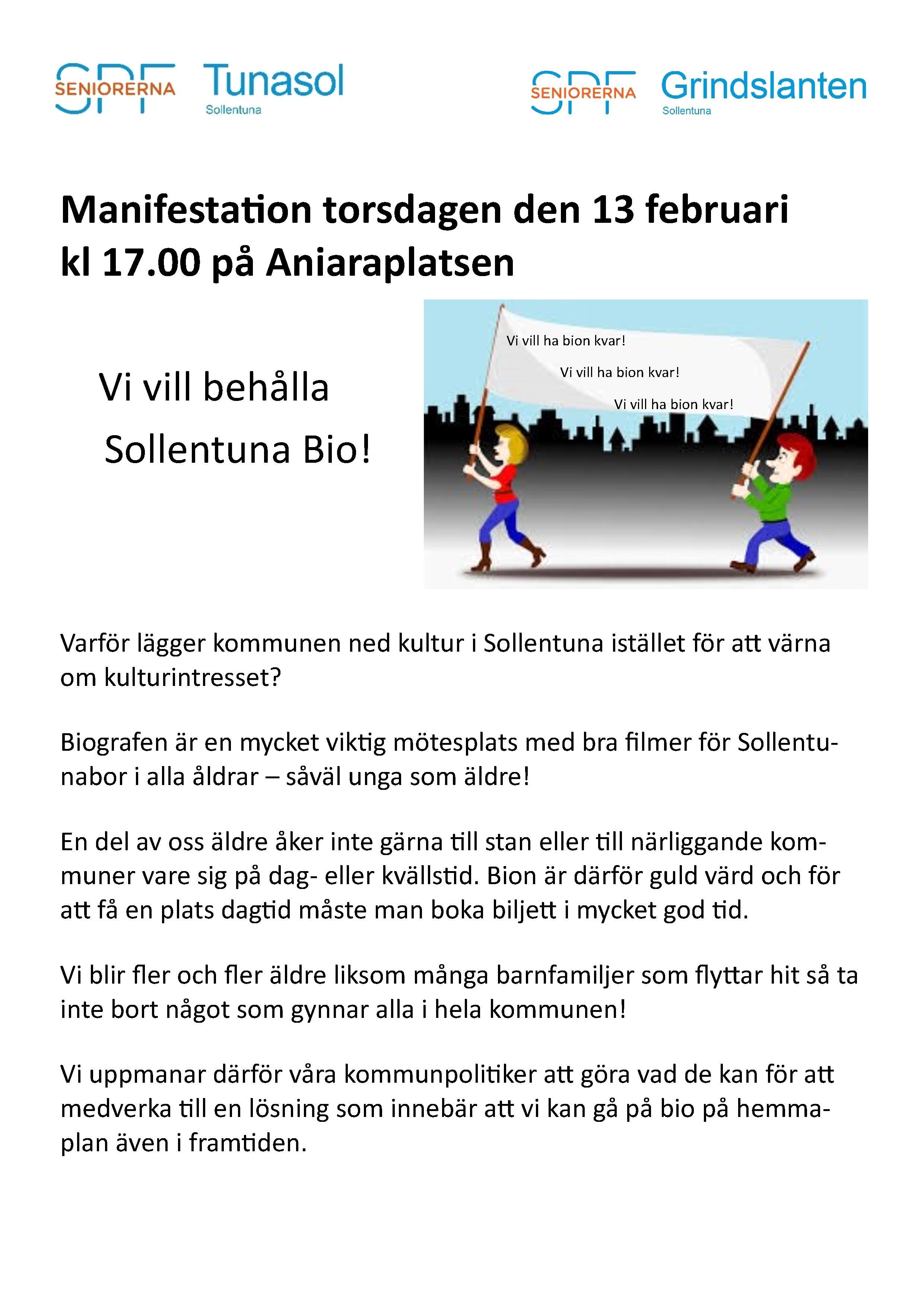 Ml och budget 2020-2022 - Waxholmspartiet
