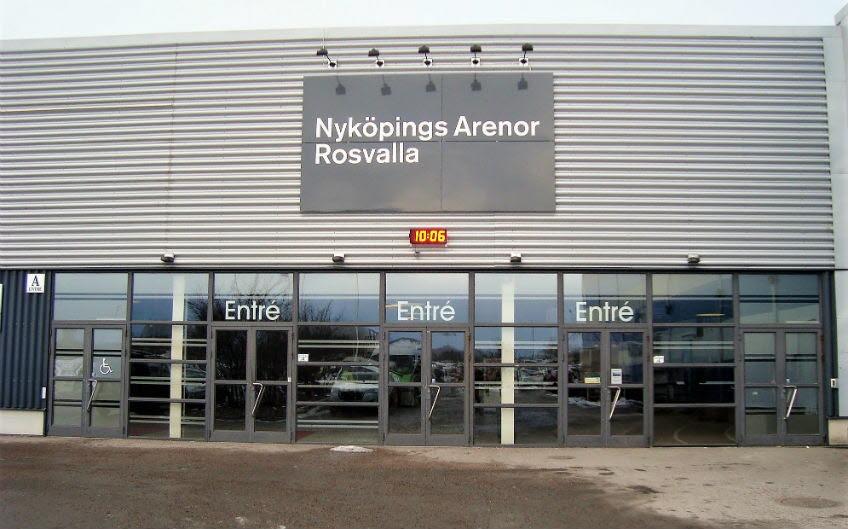 nyköpings arenor