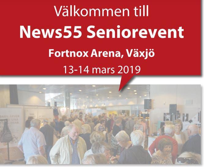Seniorguiden - april 2019 - Vxj kommun